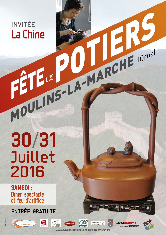 Potiers 2016 - AFFICHE 2016